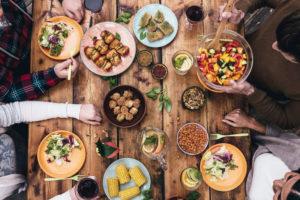 Gezond aan tafel